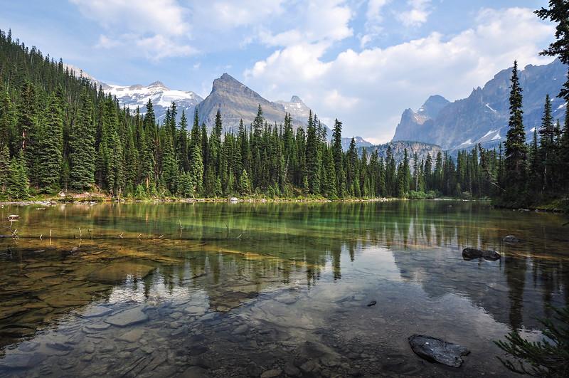 Lake Oesa Hike