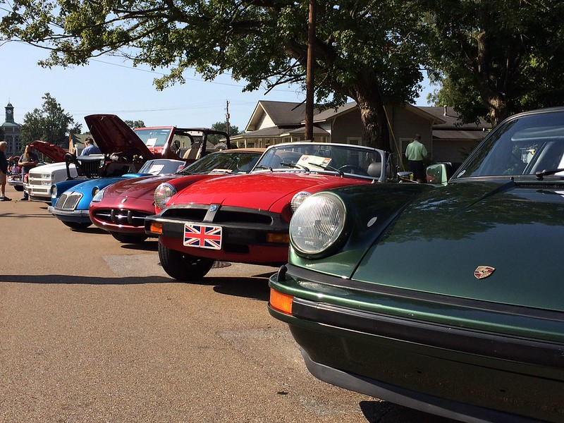 9/17 Fayette County Car Show