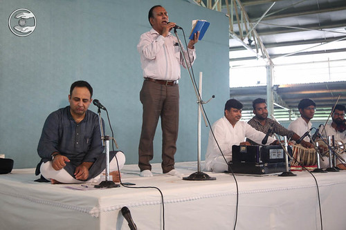 Devotional song by Rattan Lal from Netaji Nagar