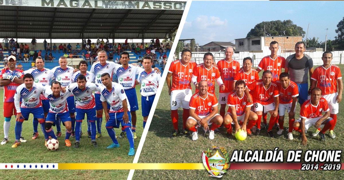 Campeonato copa Dr. Deyton Alcívar ya tiene sus finalistas