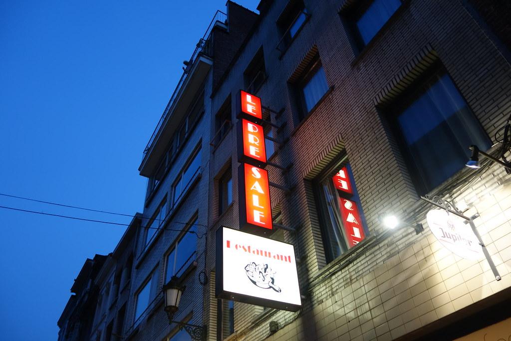 Pre Sale, Brussels