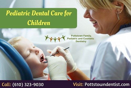 Pediatric Dental Care for Children