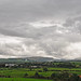 Bad weather approaching Penrith.