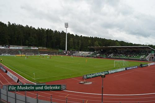 FC Homburg 08 7:0 FV Eppelborn