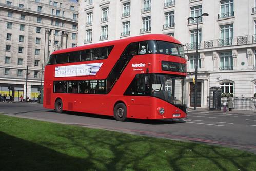 Metroline LT98 LTZ1098