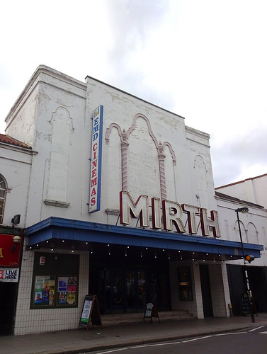 Mirth, Marvel & Maud, Walthamstow, London E17