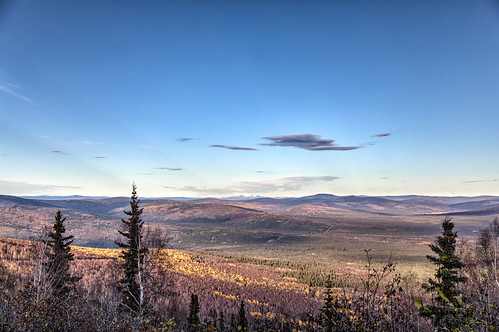 alaska fairbanks landscape hdr photomatixpro canon5dmarkiv