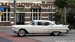 Cadillac Sedan de Ville 1958