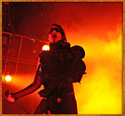 Marilyn Manson `2005