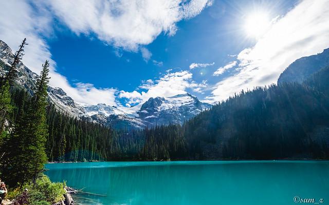 Joffre Lake, Nikon D700, AF Zoom-Nikkor 18-35mm f/3.5-4.5D IF-ED