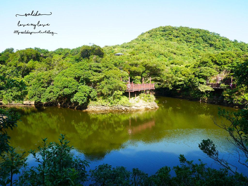 基隆一日遊免費景點推薦情人湖公園 (7)
