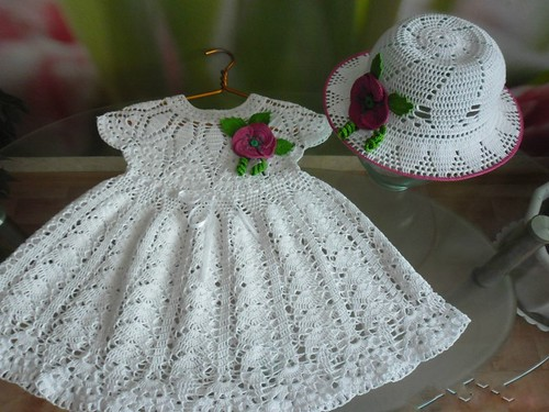 👏😚😍 I found this work very beautiful together this step by step of this dress in white crochet I loved very cool