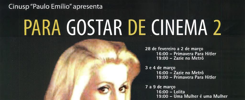 Para Gostar de Cinema 2 - Anos 60
