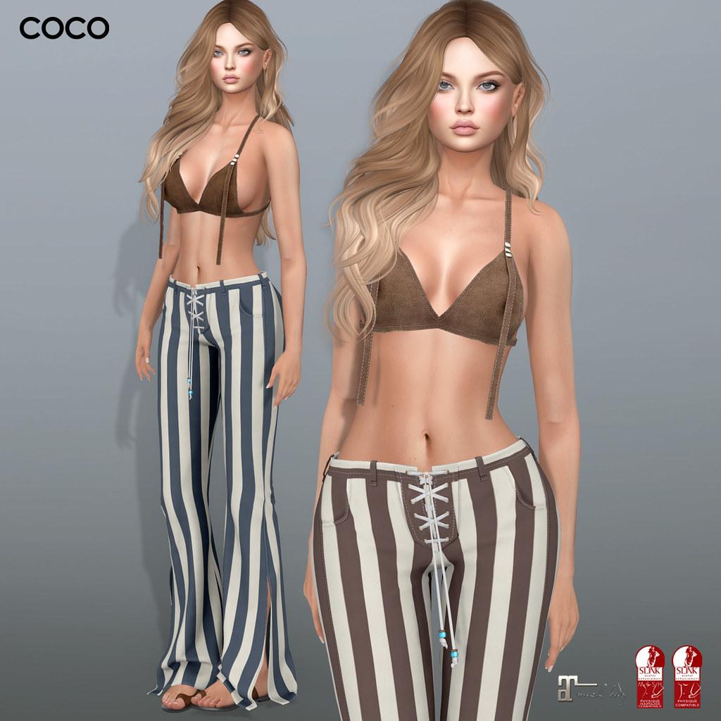 COCO @Knot&Co. - SecondLifeHub.com