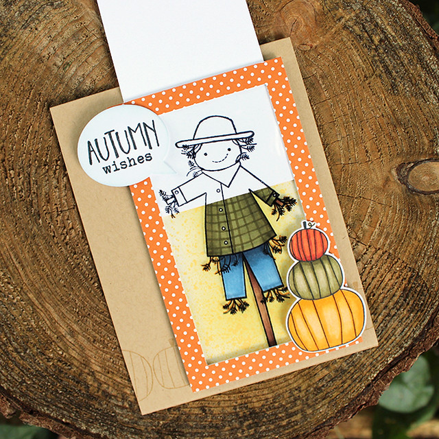 Autumn Wishes Card 2