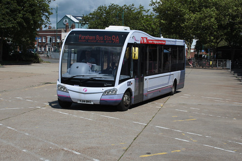 First Hampshire & Dorset 53605 YJ14BKG