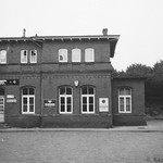 Trittau Staatsbahnhof 1969