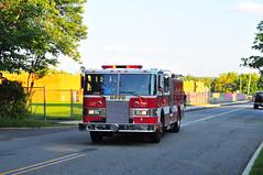Harrington Park Fire Department Engine 563