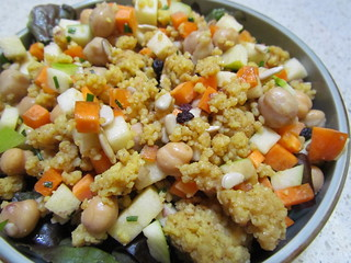 Couscous and Vegetable Medley