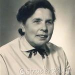 1950 Anna Reisinger VS-Lehrerin