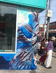 LIonfish wraps itself around Toronto building