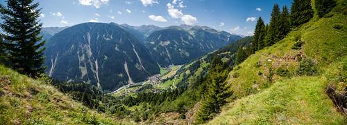 Hopfgarten in Defereggen landscape
