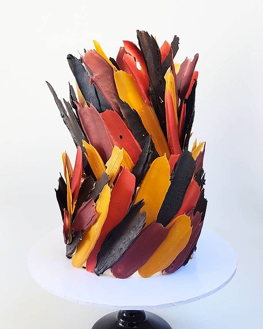 Cake by Two Sweet Figs