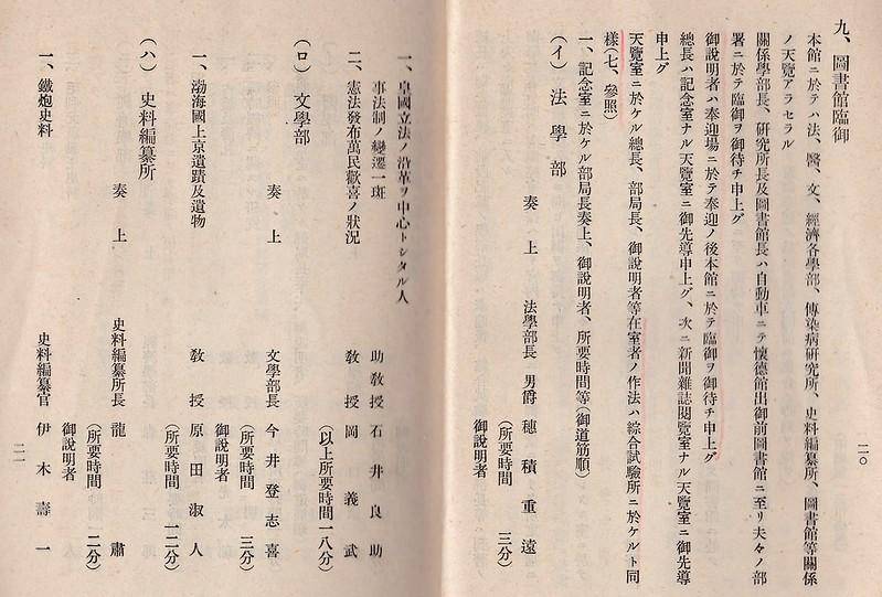 昭和天皇東京帝国大学行幸 (28)