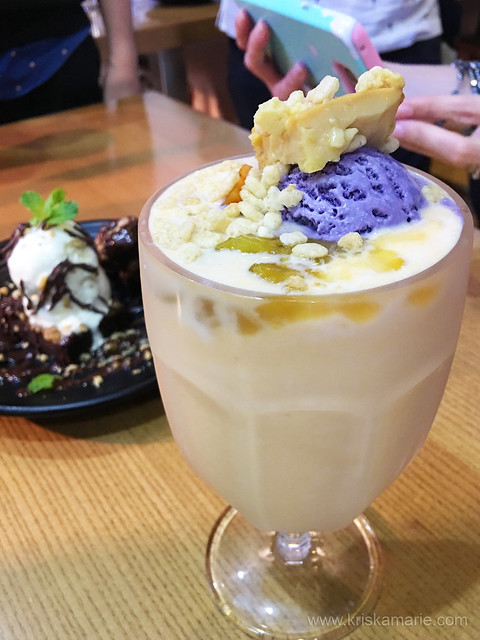 Halo-Halo Supreme from House of Lechon Manok at Little Manila