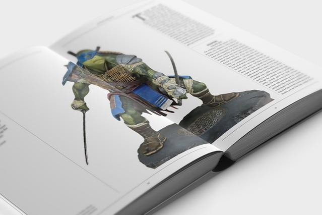 只要擁有它你就是忍者龜博士!!【忍者龜玩具收藏百科大全】TMNT Action Figure Encyclopedia  於Kickstarter 募資中~