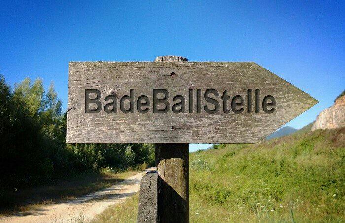 BadeBallStelle