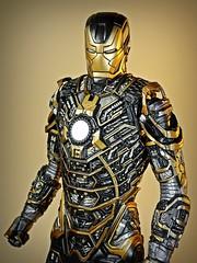 Crazy Toys – Iron Man 3 – Mk XLI Bones – Bones, Iron Bones!