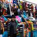 Mercado textil de Otavalo