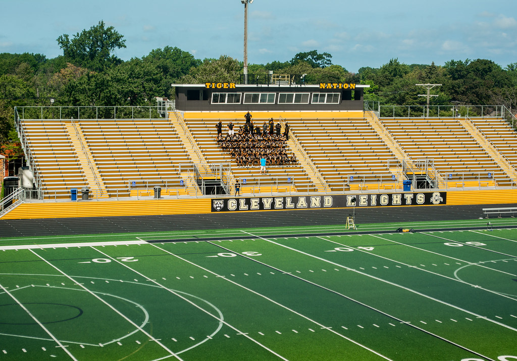 stadium - Cleveland Heights High School
