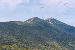 Mont Lafayette depuis Liberty