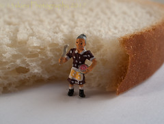 """Mama Says """"Eat Your Bread"""" (HMM)"""