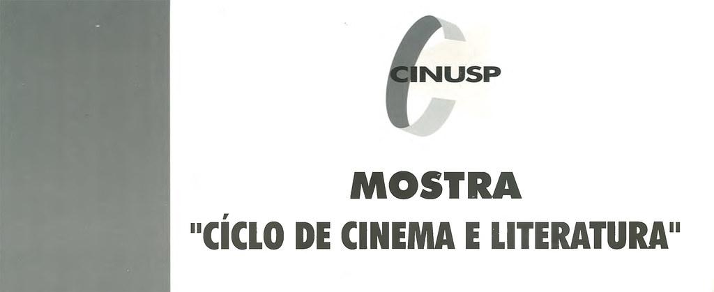 Ciclo de Cinema e Literatura