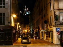 Le Puy en Velay de nuit