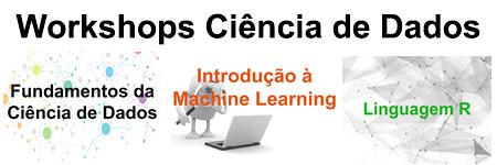 Workshops de Ciência de Dados