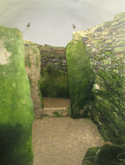 Interior, Unstan Chambered Burial Cairn, Orkney