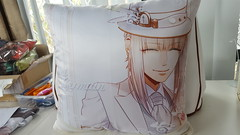 Saint Germain Cushion
