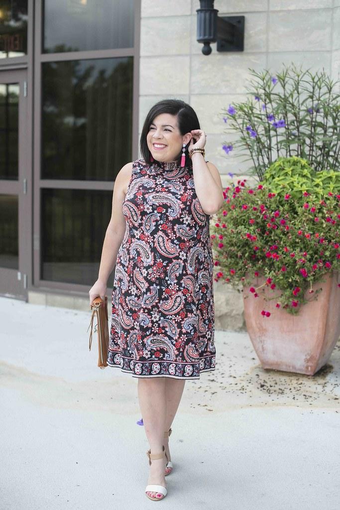 Paisley Dress-@headtotoechic-Head to Toe Chic