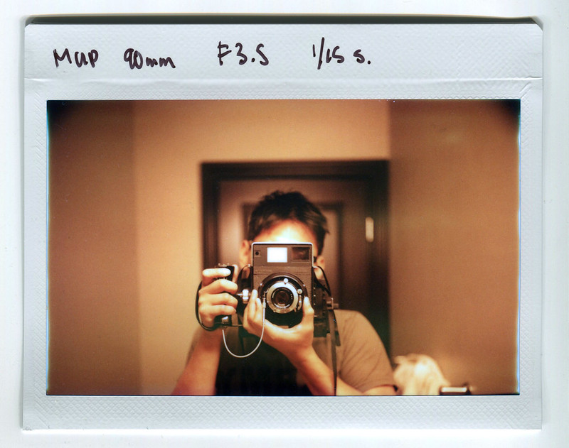 Show me a homemade Instax camera! [Archive