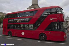 Wrightbus NRM NBFL - LTZ 1425 - LT425 - Go Ahead London - London 2017 - Steven Gray - IMG_0503