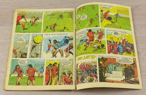 Komiksy Sportowe 15
