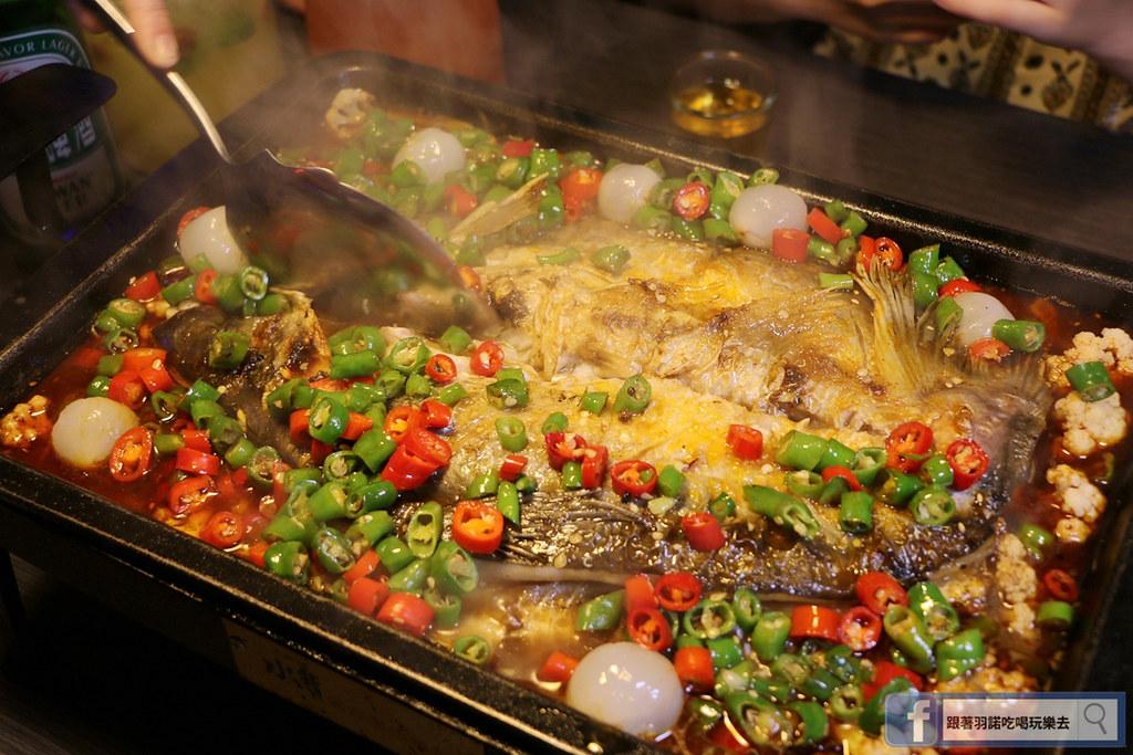 水貨/新北中和/炭火烤魚057