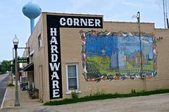 Corner Hardware, Brookston, IN