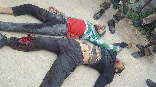 Fake Encounter of Aribagh Nowgam in Srinagar Martyrs