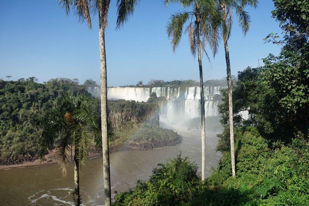 Iguazu - Argentine - Chutes 9