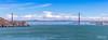 Golden Gate Bridge by Don Dunning